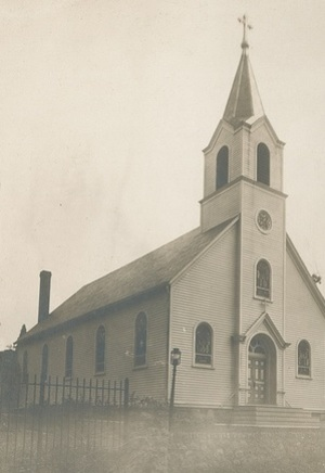 History of Catholic Church in 1827 – 1890